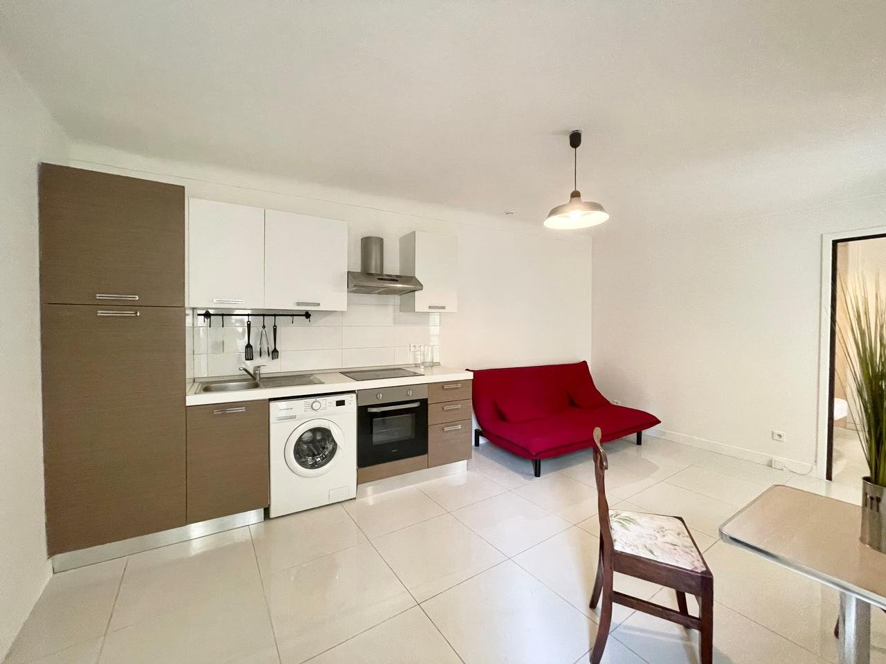 Apartment right by Rue de France & Promenade des Anglais