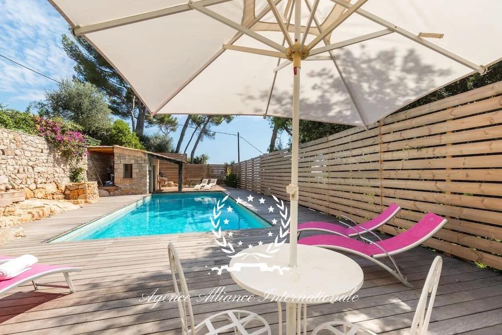 Villa sea view - swimming pool garage