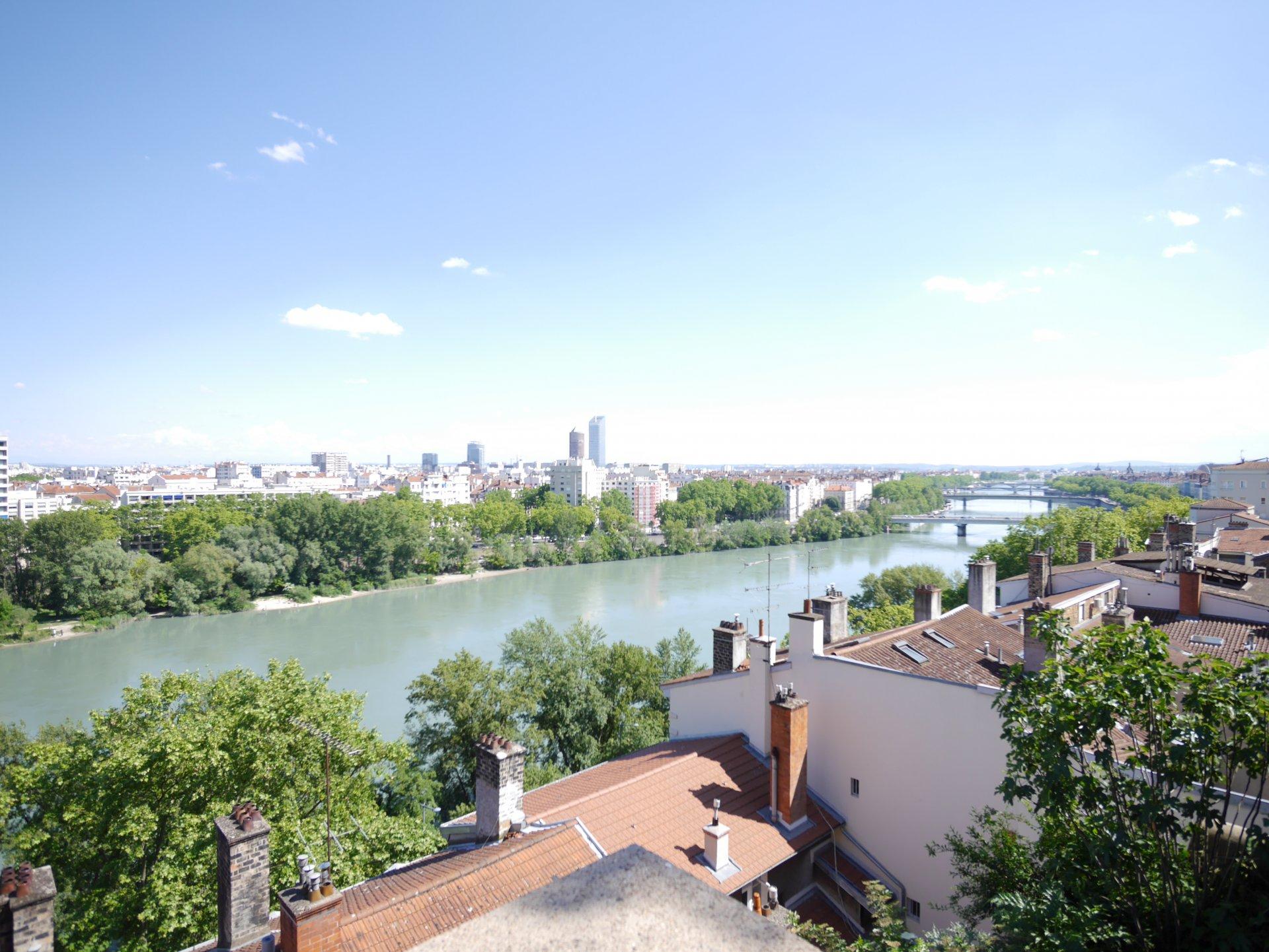 Sale Apartment - Lyon 4ème Croix-Rousse