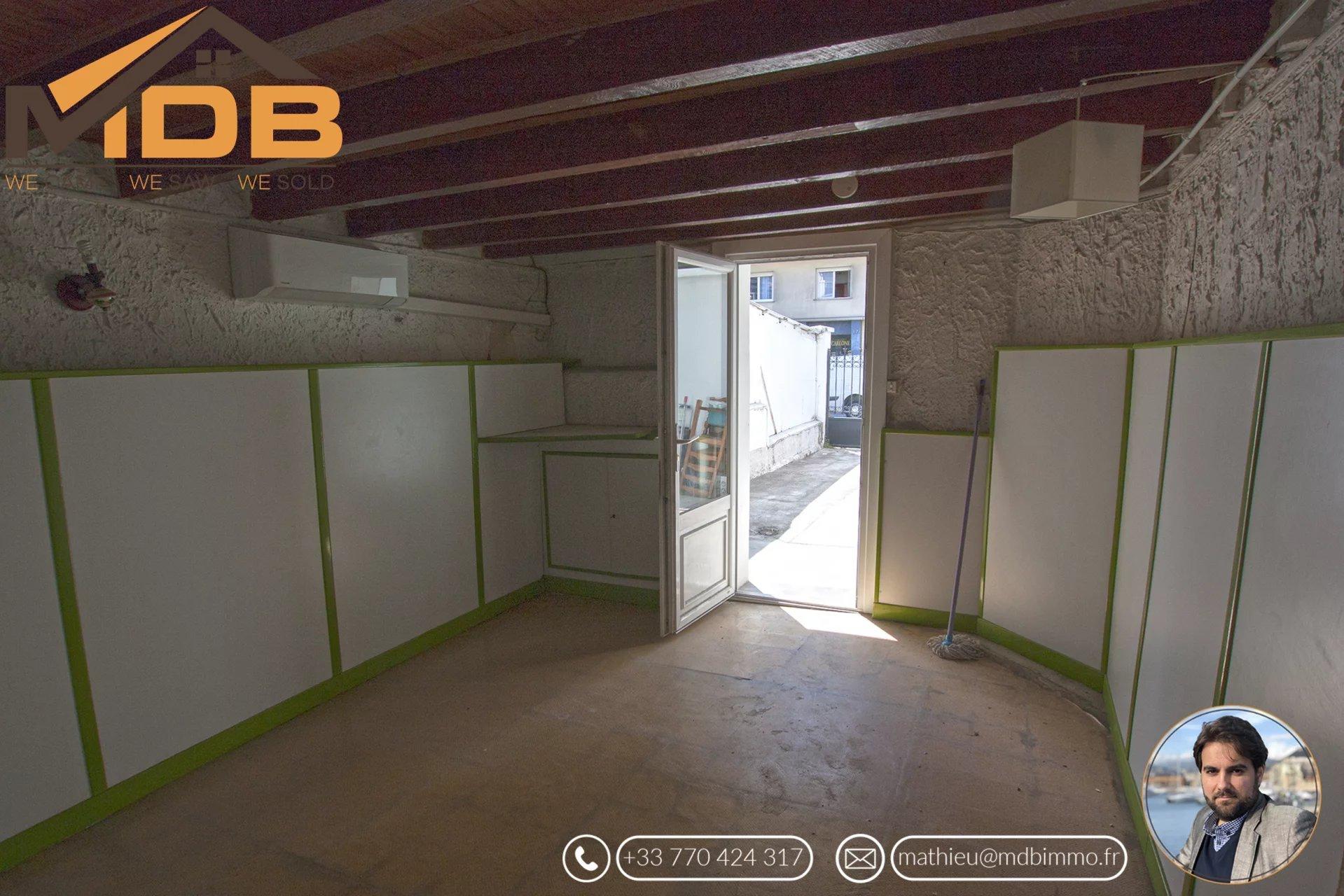 Nice - Carlone - 40m² + stationnement - Idéal investisseur