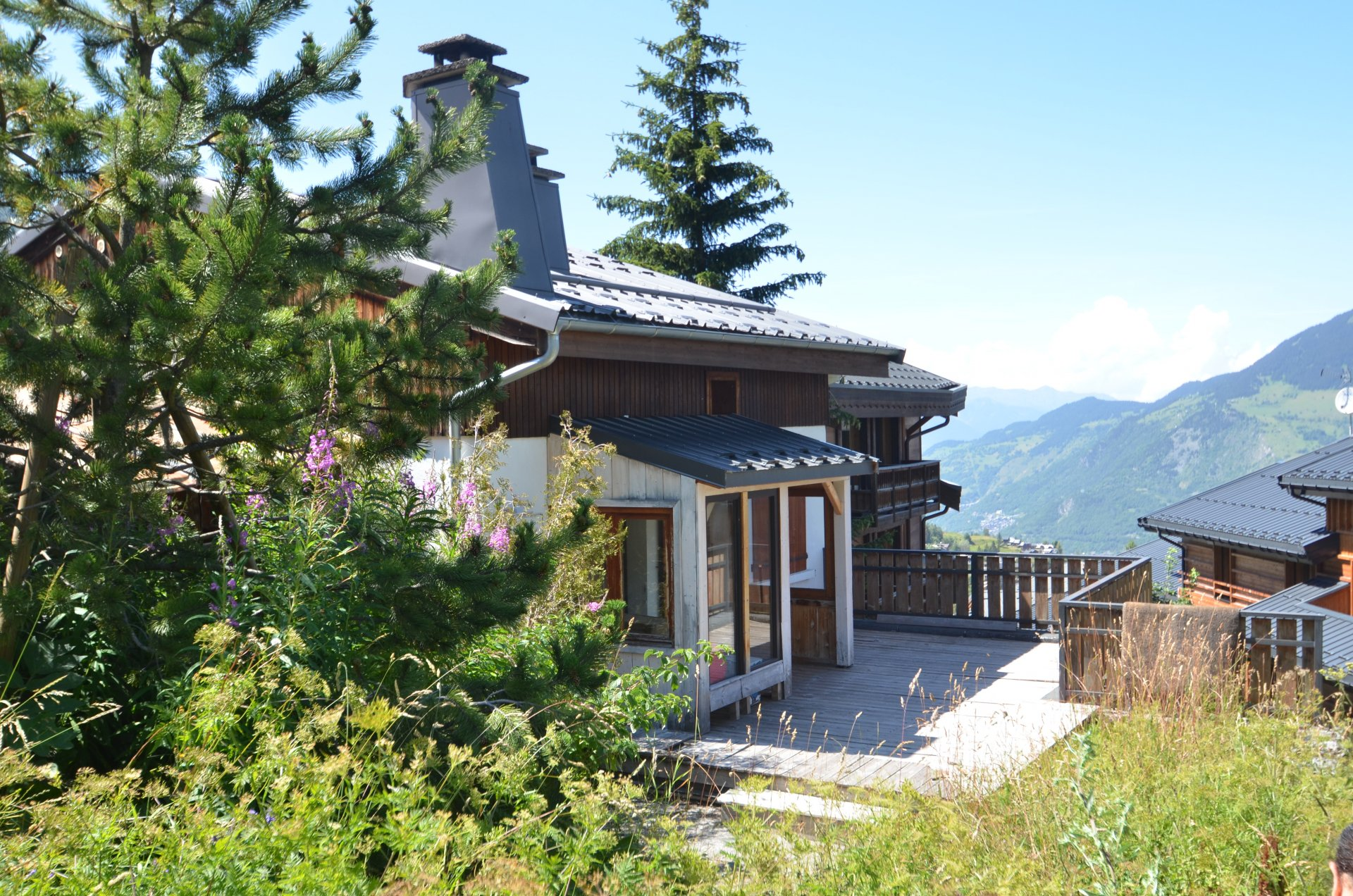 Huur Stadswoning - Courchevel Moriond 1650