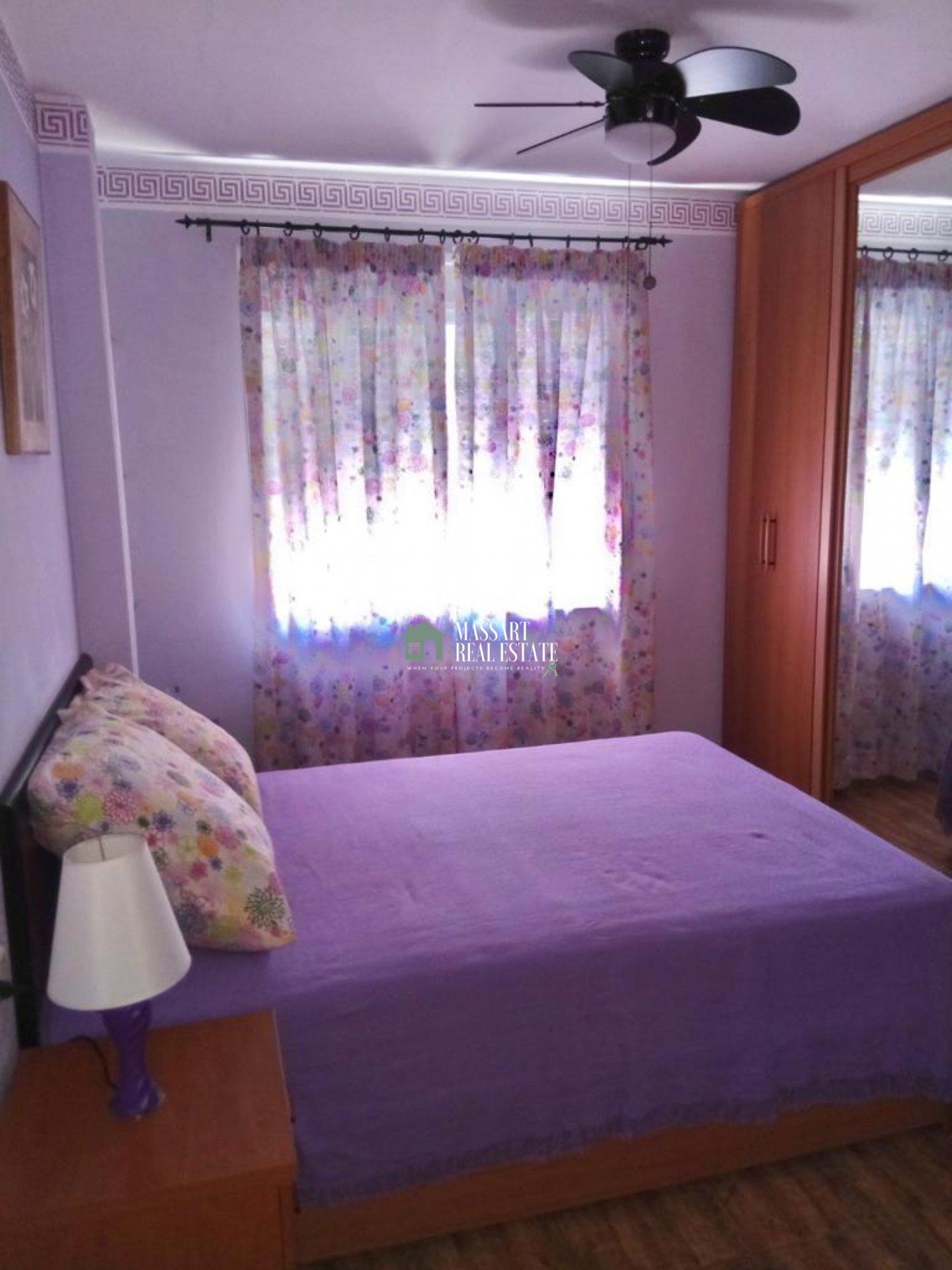 Dúplex de 114 m2 completamente amueblado ubicado en el hermoso pueblo costero de El Médano…¡privacidad y tranquilidad garantizada en familia!