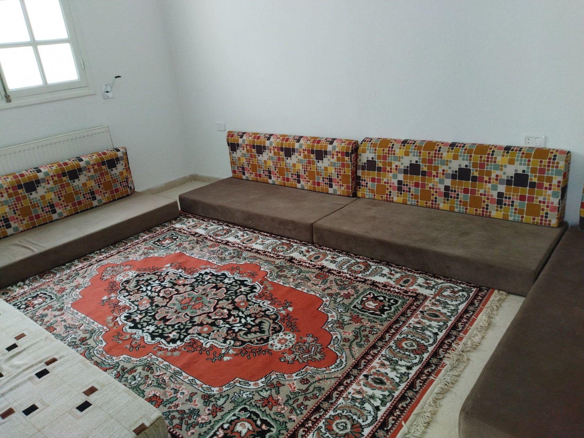 Location Villa S+3  (non meublée) aux Jardins de Carthage