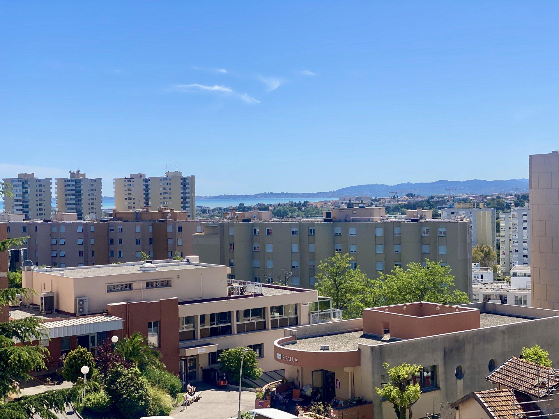 Magnifique 3 pièces rénové - Nice Ouest