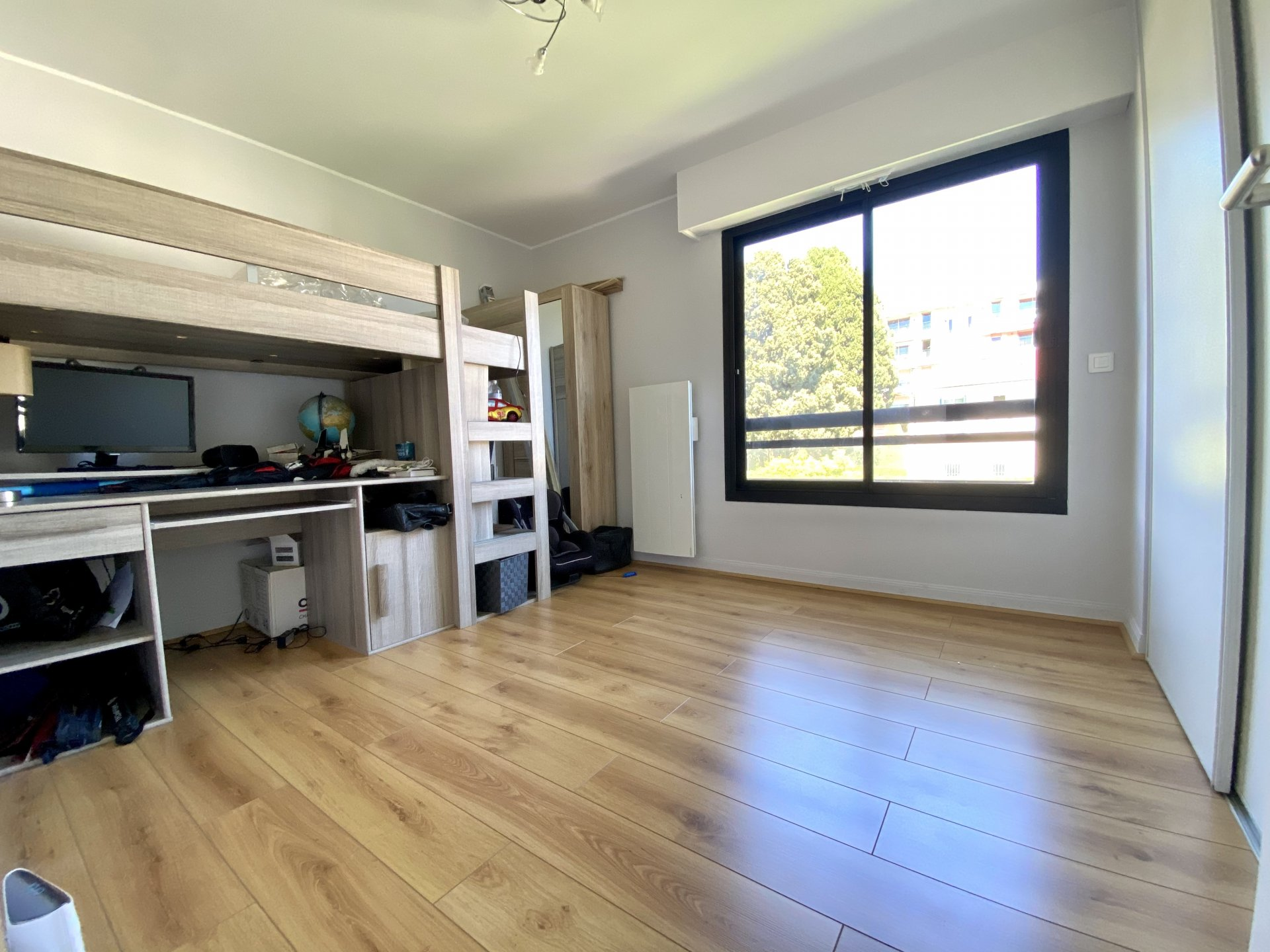 Nice Lanterne - 3 bedrooms apartement with Terrace and 2 garages.