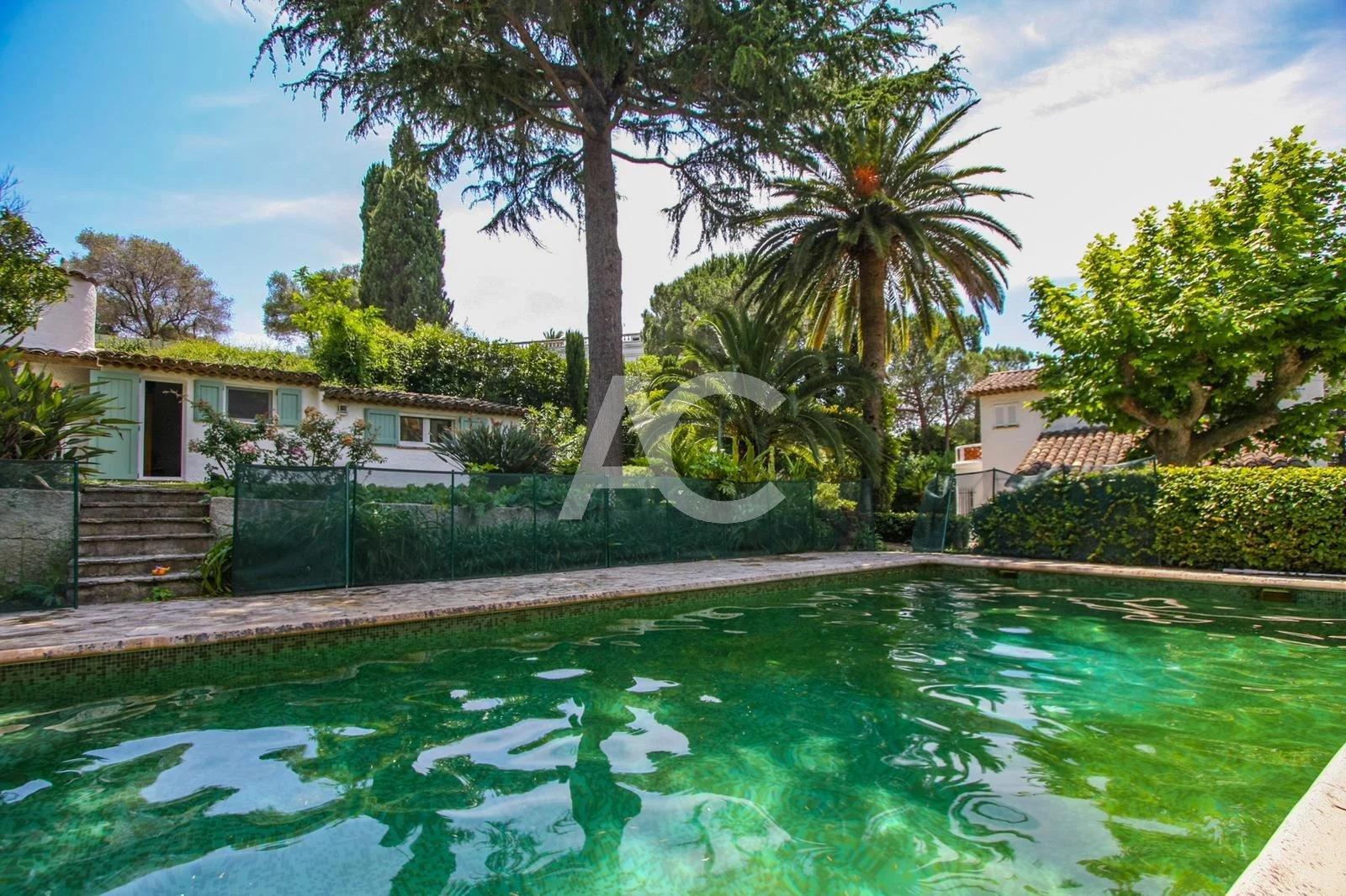 CAP D'ANTIBES - Villa rental