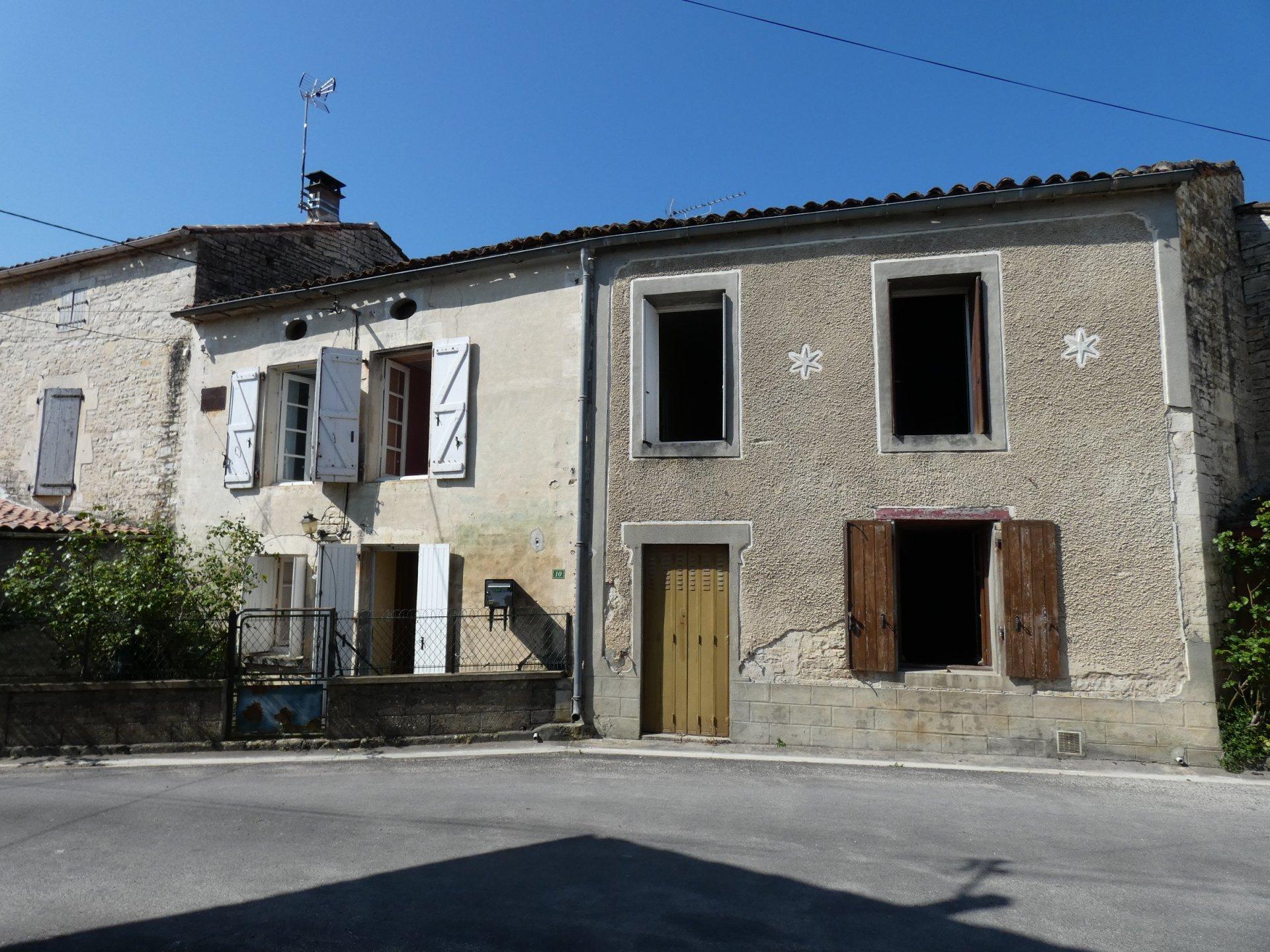 Maison de village Fouqueure