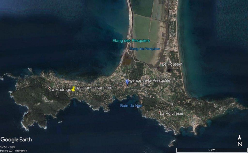 T2 Presqu'île de Giens