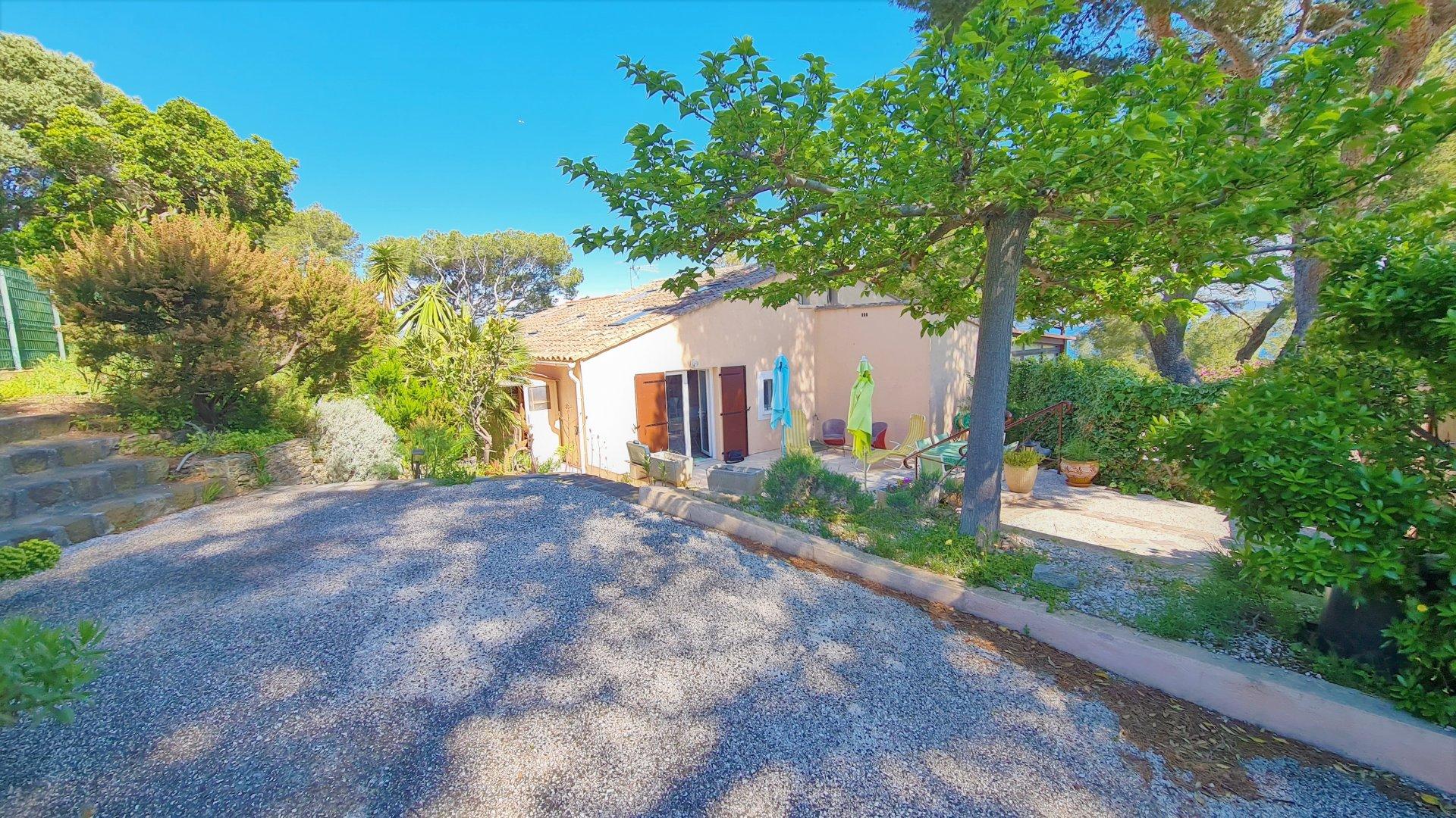 Seasonal rental Apartment villa - Giens