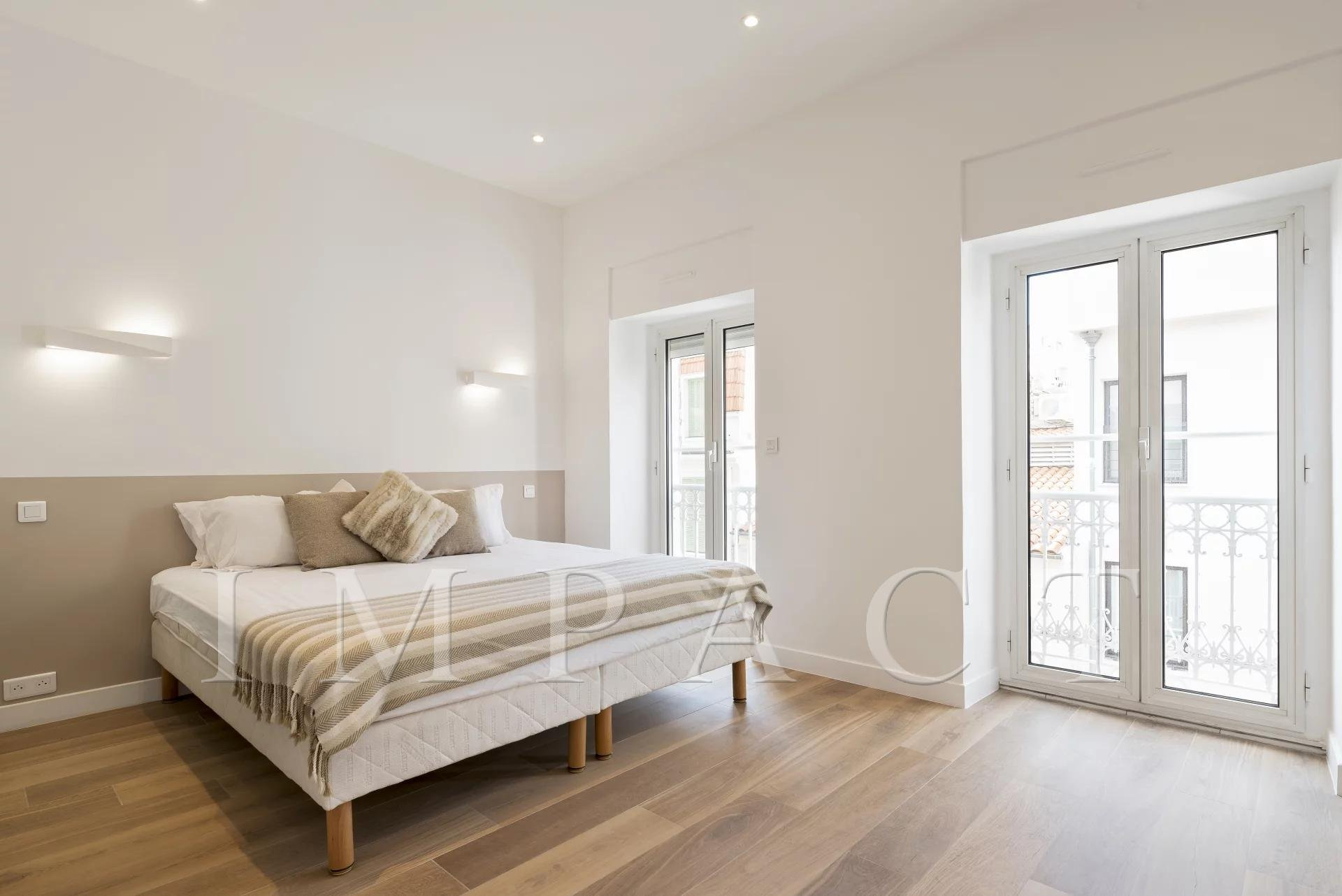Location Appartement 3 chambres centre Cannes