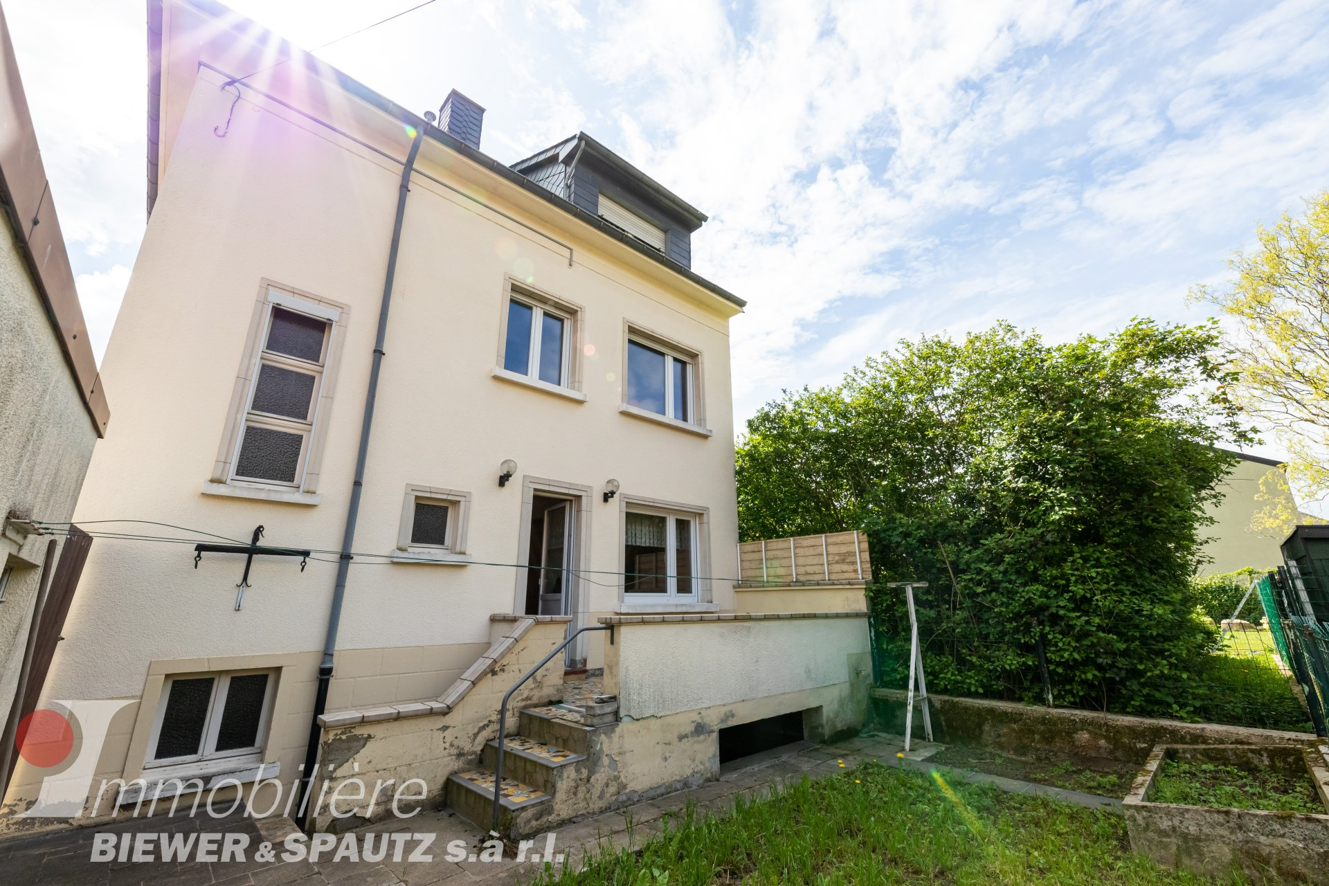 SOLD - house with 5 bedrooms in Wasserbillig