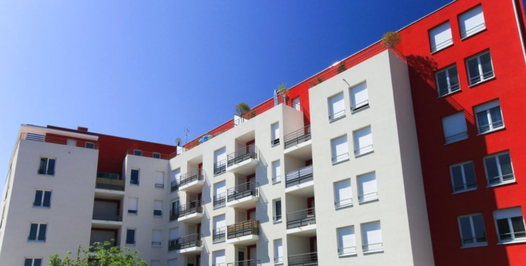 GRIGNY - T3 de 59,17 m2 avec Balcon