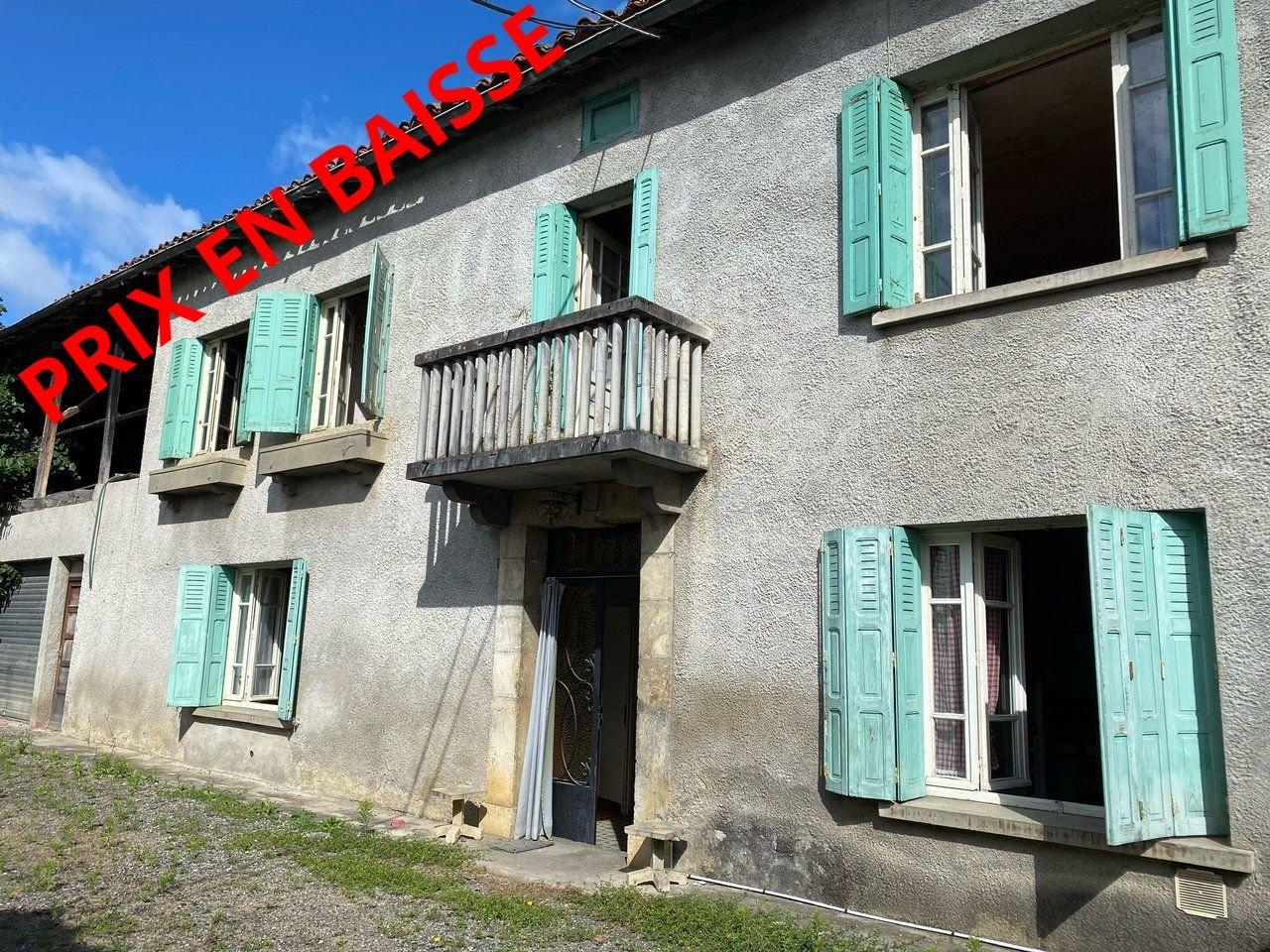 Sale Village house - Martres-de-Rivière