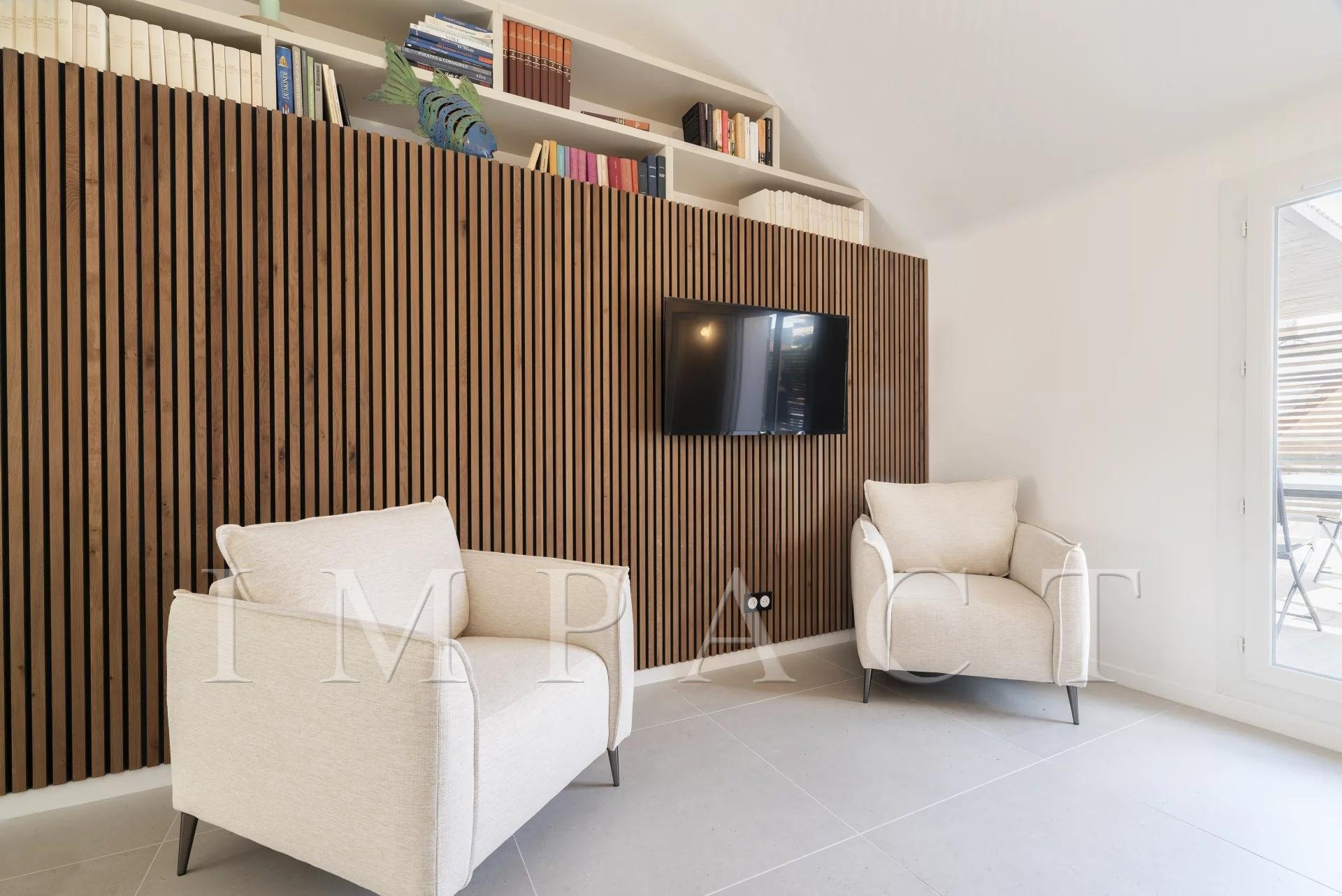 Appartement 3 chambres Cannes Centre