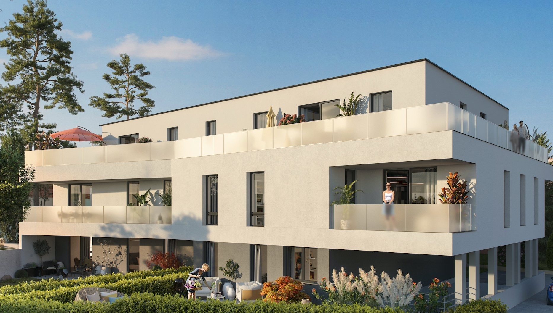 Appartement T3 neuf, Behlenheim