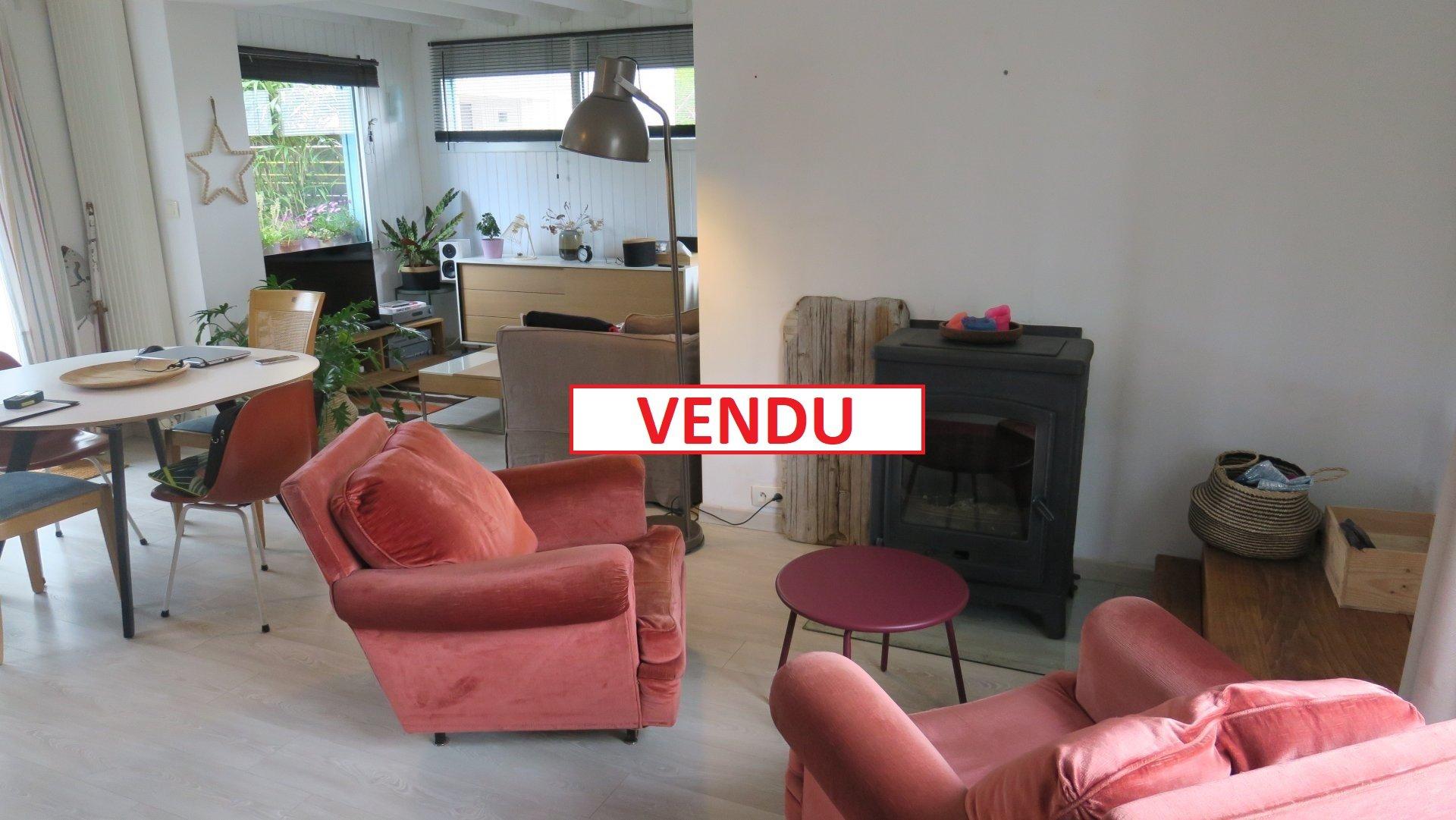 St Herblain - Crémetterie - Maison 5 pièces de 90 m²