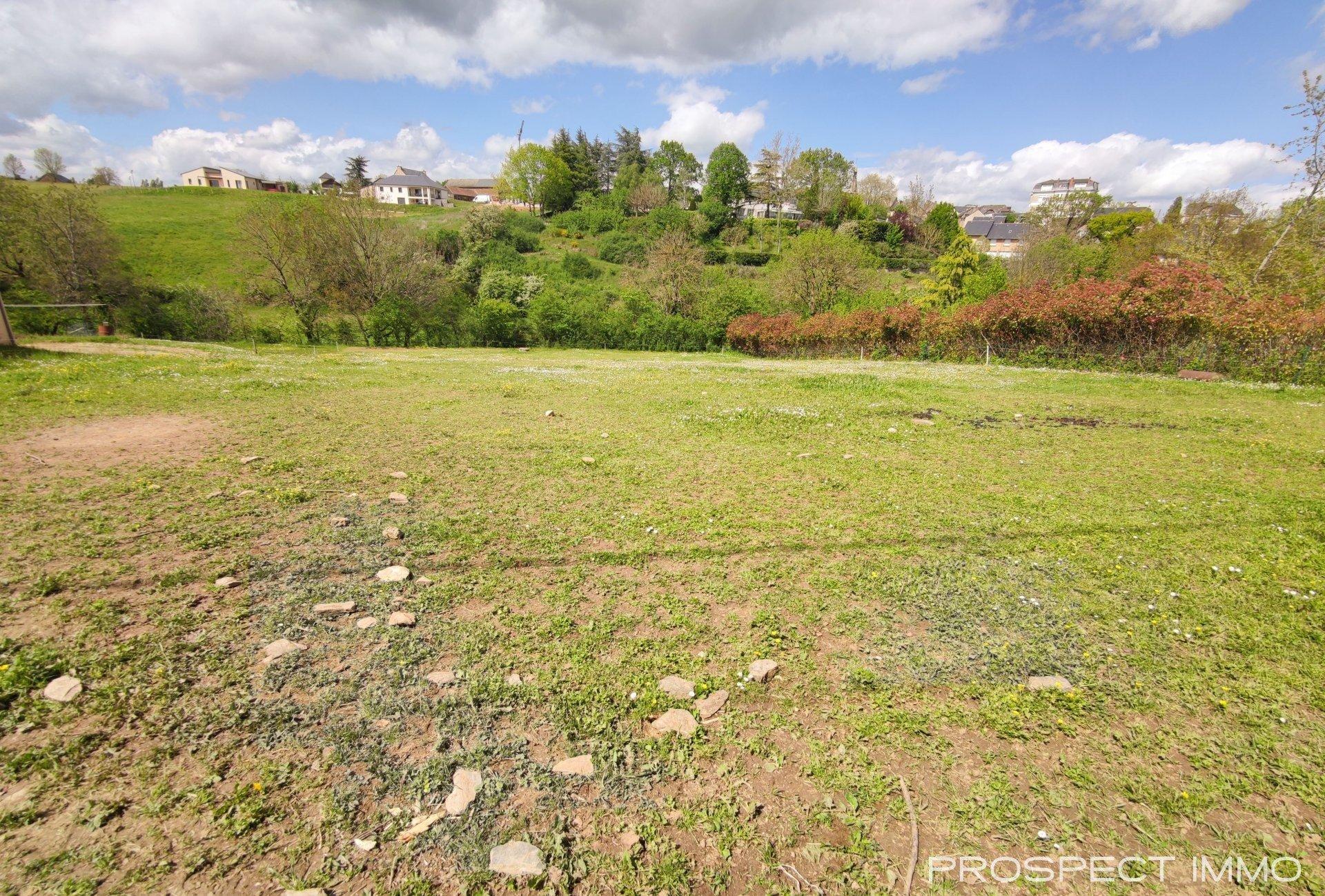 Sale Building land - Naucelle