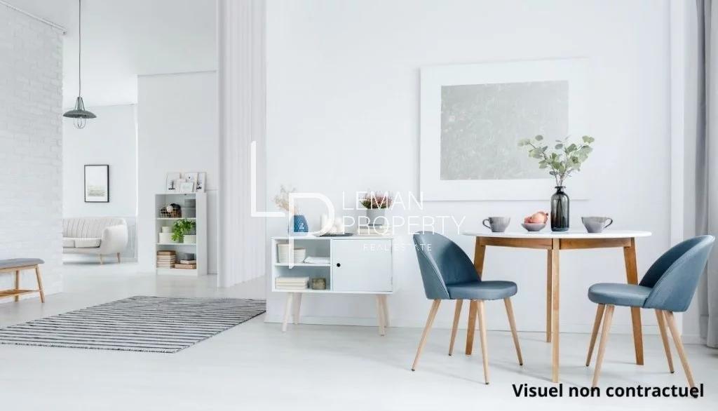 Vente de appartement d'une surface de 44.56 m2
