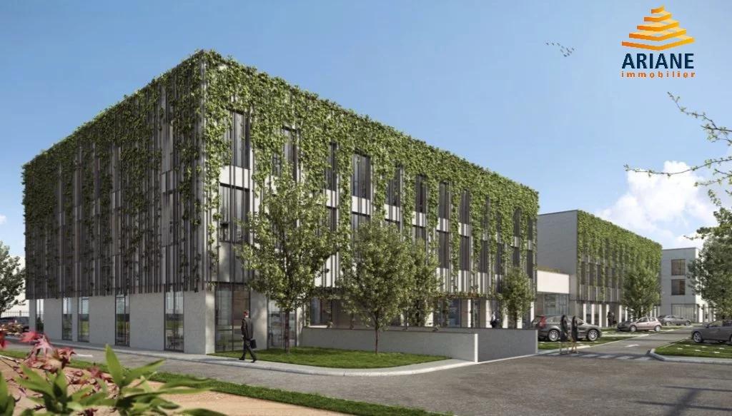 A vendre bureaux neufs - le TRAPEZIK - Proche OL Vallée - Meyzieu