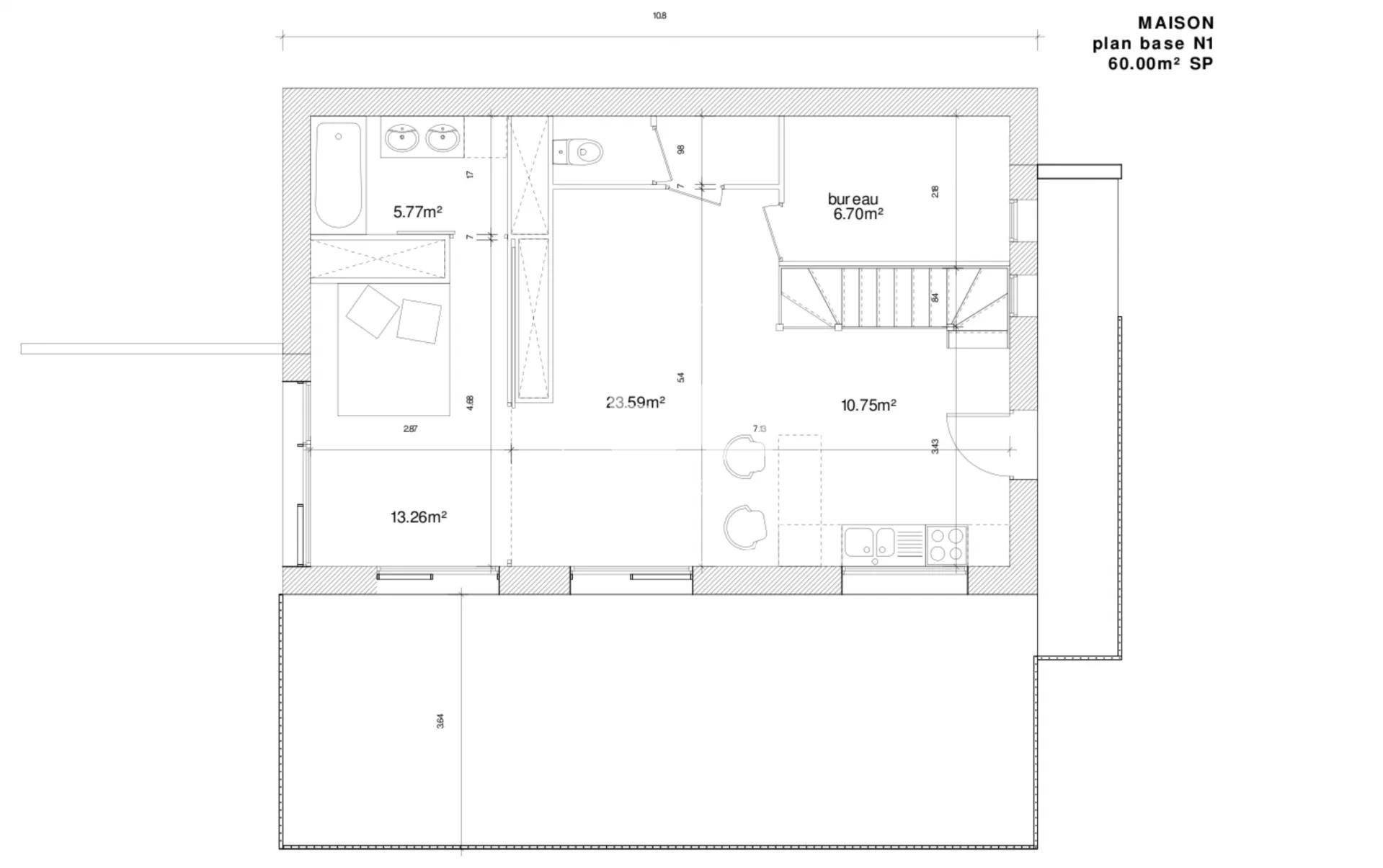 Sale House - Engins