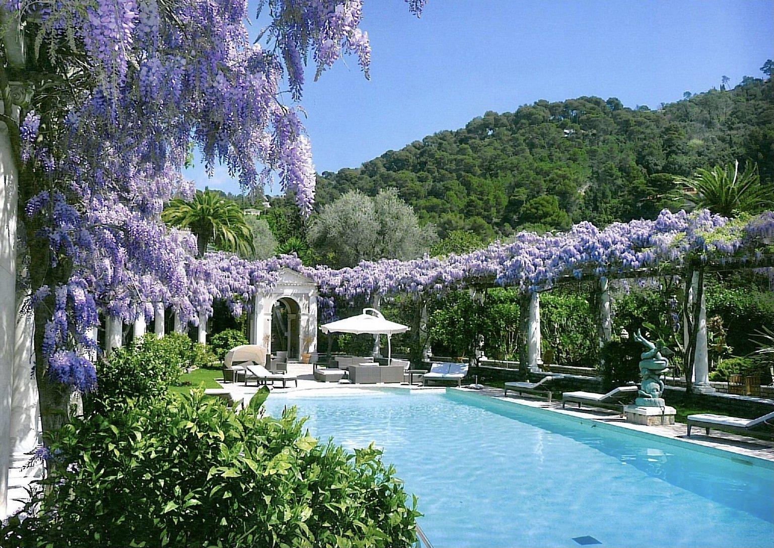For sale - Sumptuous villa and its incredible botanical garden - Cannes La Californie