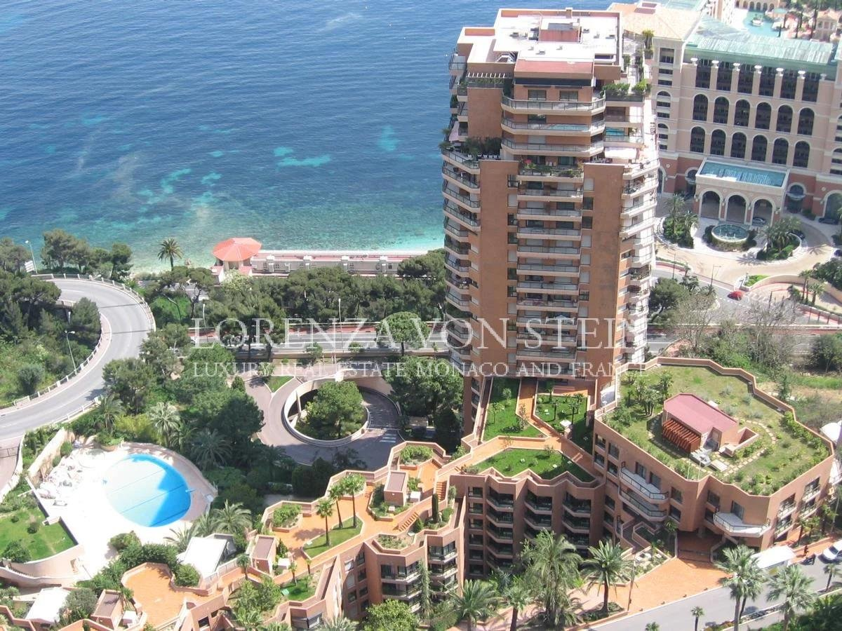 Monte Carlo Sun - 2 bedroom apartment to renovate