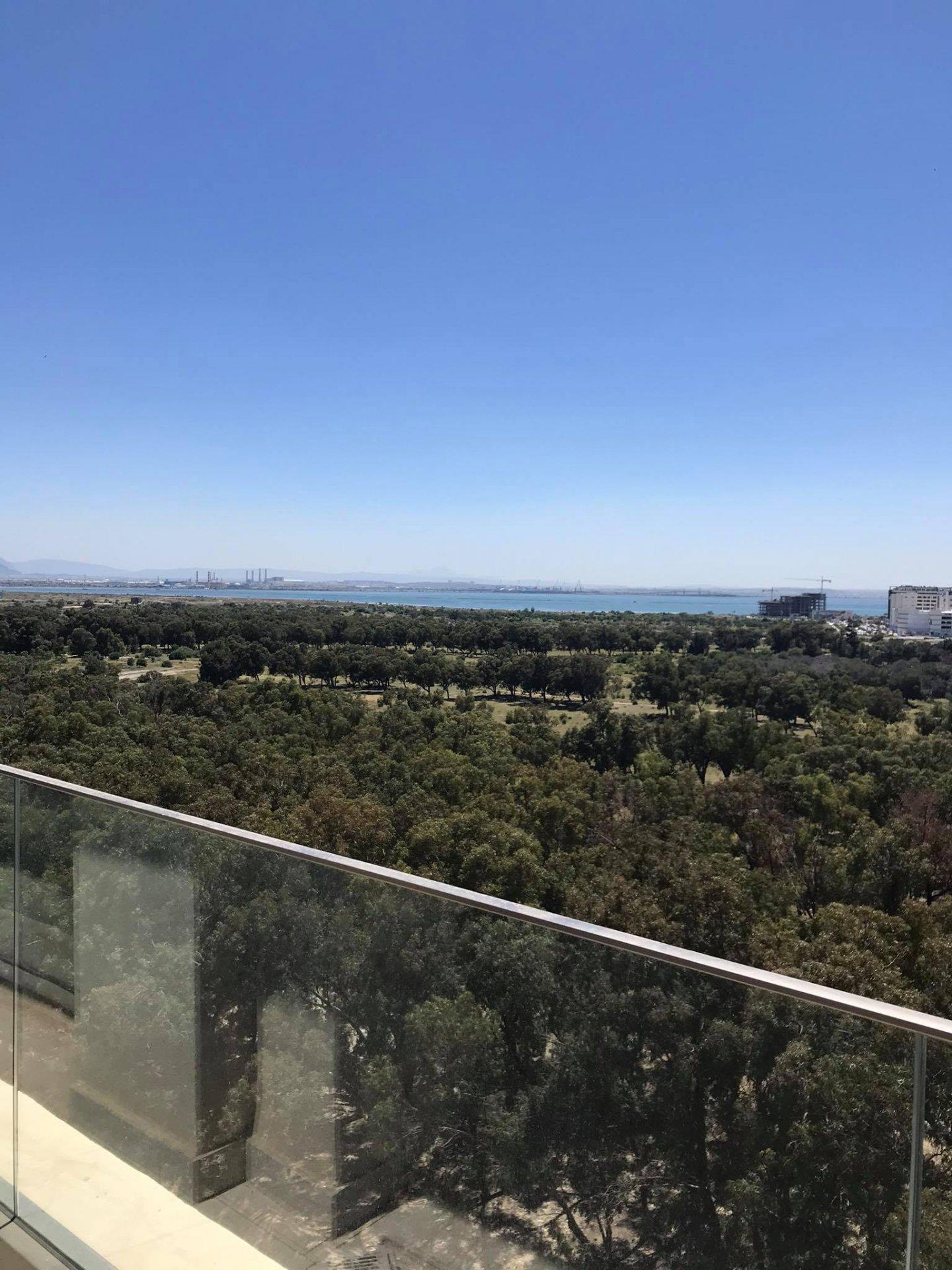 Location Appartement S+3 avec vue Jardins de Carthage