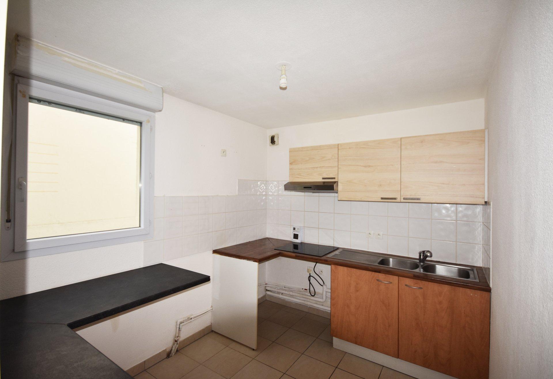 Appartement T3 + 2 parkings
