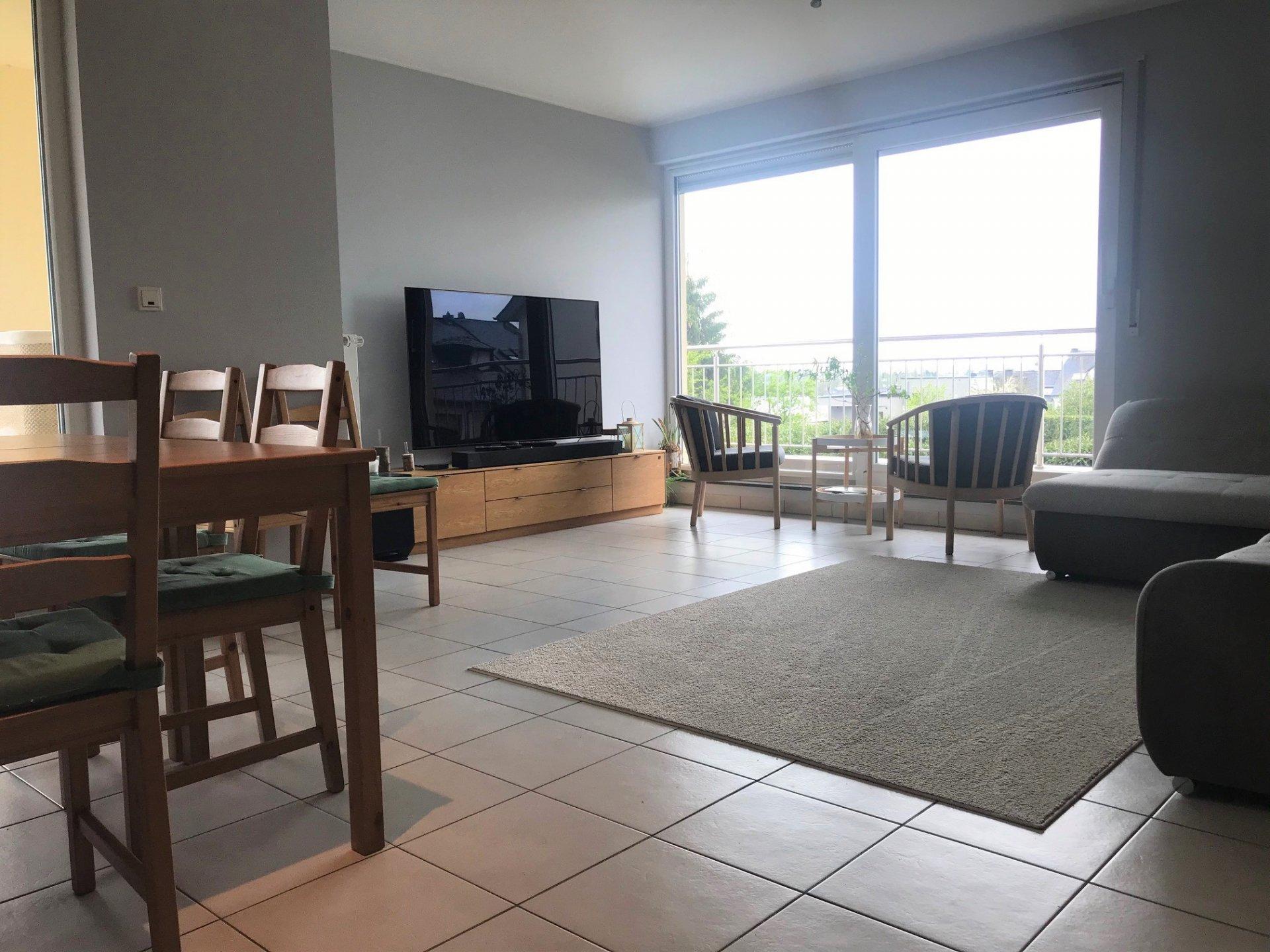 Appartement 3 chambres à Mamer disponible le 1er Août 2021