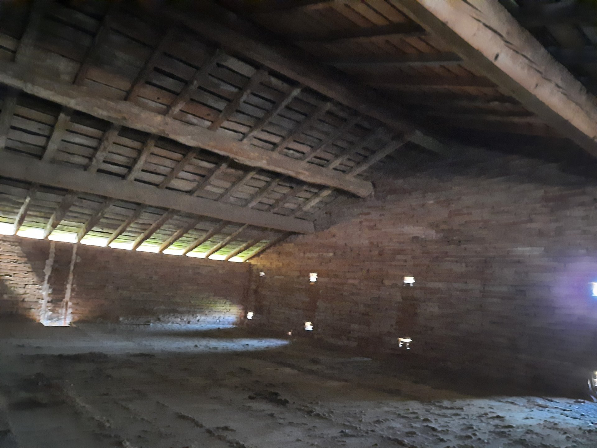 Bâtiment ancien à rénover