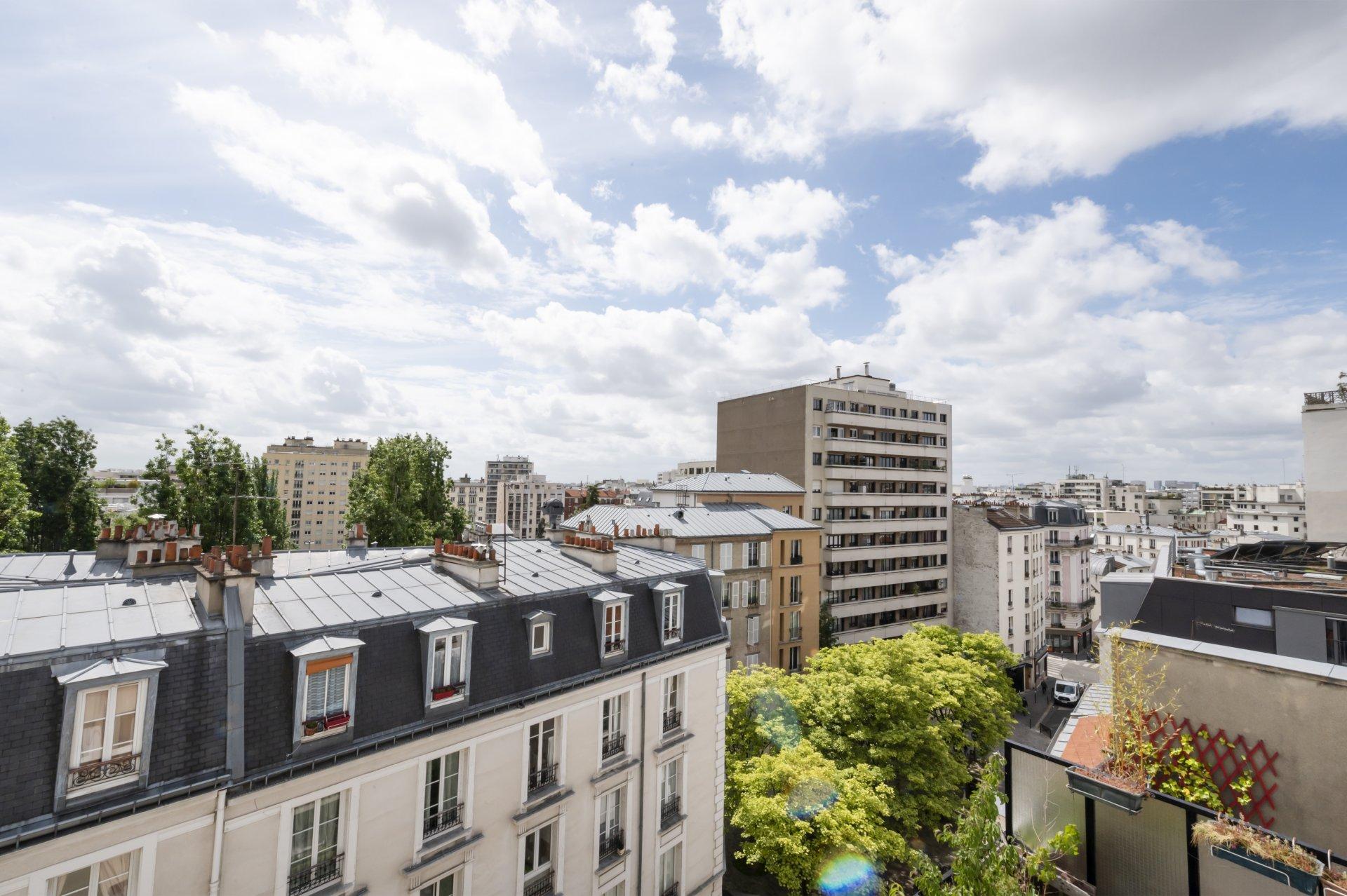 Paris Metro Buzenval/Avron