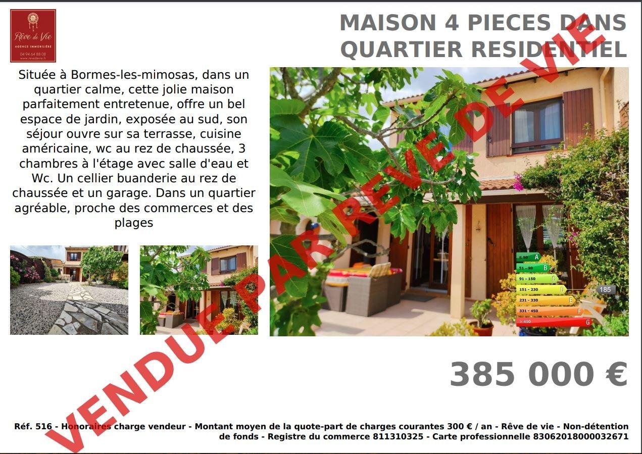 Sale House Bormes-les-Mimosas