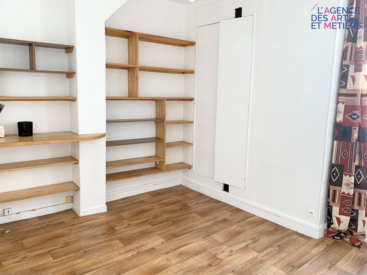 Vente Appartement de 1 pièces 16 m² - Paris 11ème 75011 | L
