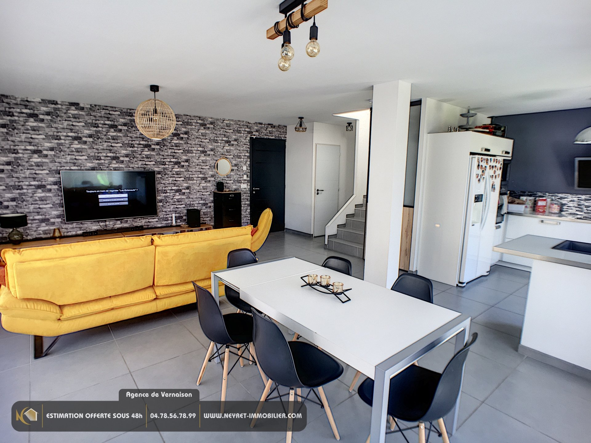 Maison GRIGNY 3 chambres