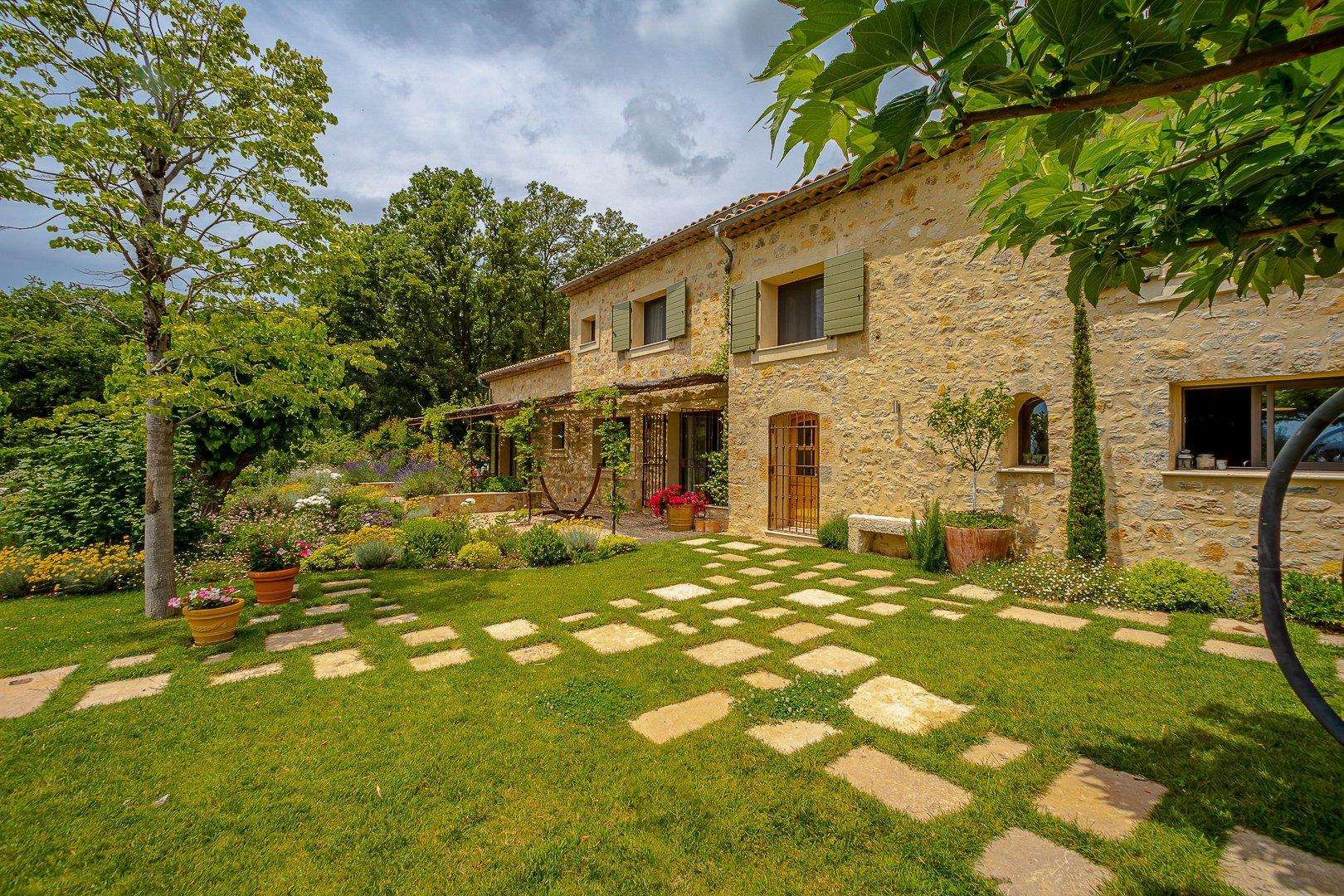 Verkauf Villa - Fayence - Frankreich