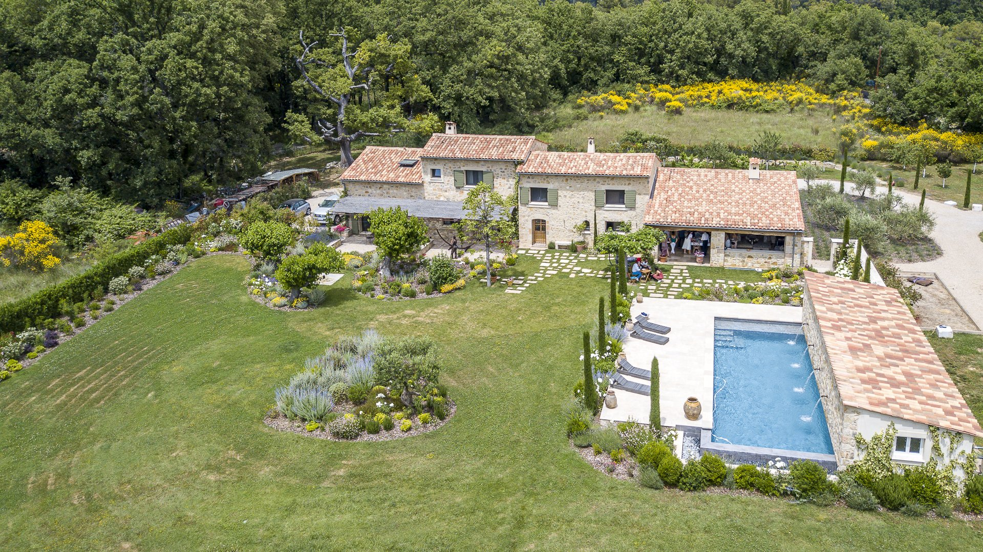 Vendita Villa - Fayence - Francia