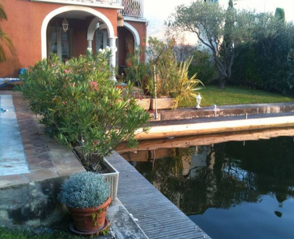 Port Grimaud villa with berth, 3 bedrooms