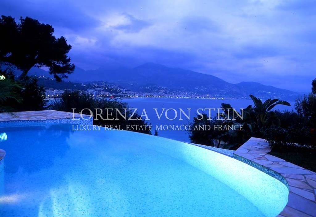 Cap Martin - Luxurious villa