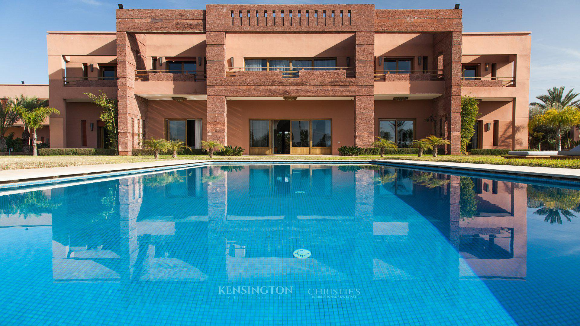 KPPM00454: Villa Capella Luxury Villa Marrakech Morocco