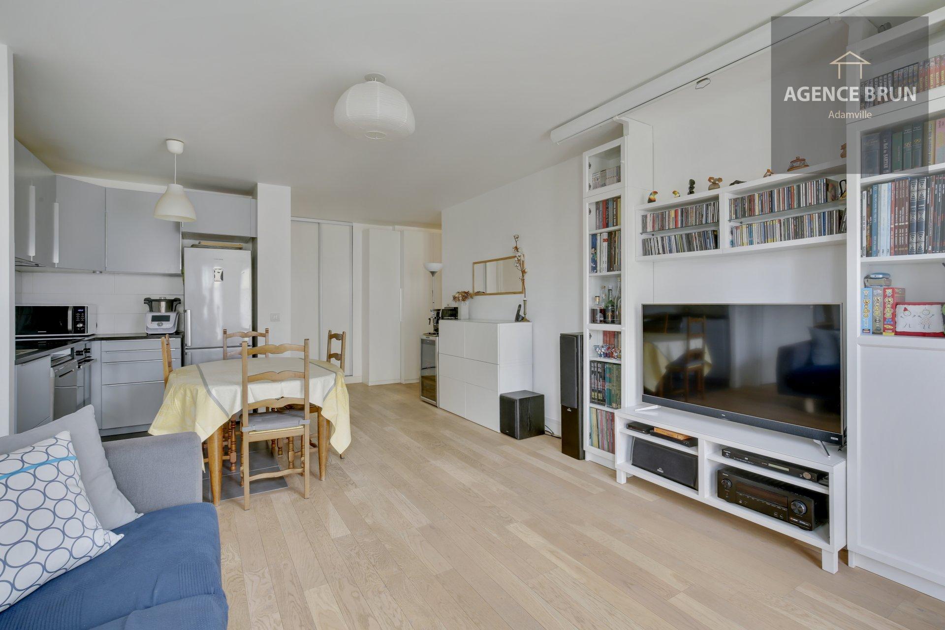 PUTEAUX Appartement 4 pièces 81m² CENTRE VILLE VIEUX PUTEAUX