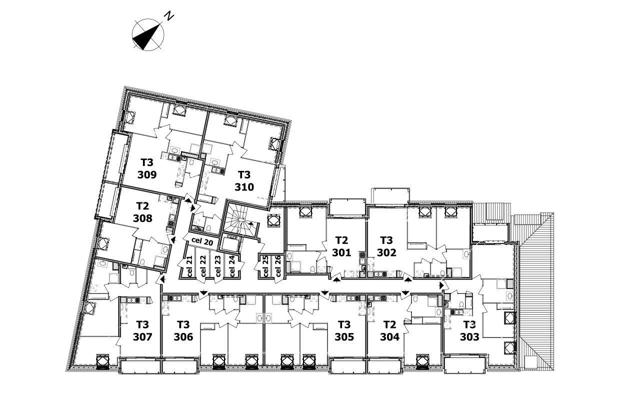 Vente Appartement - Bihorel