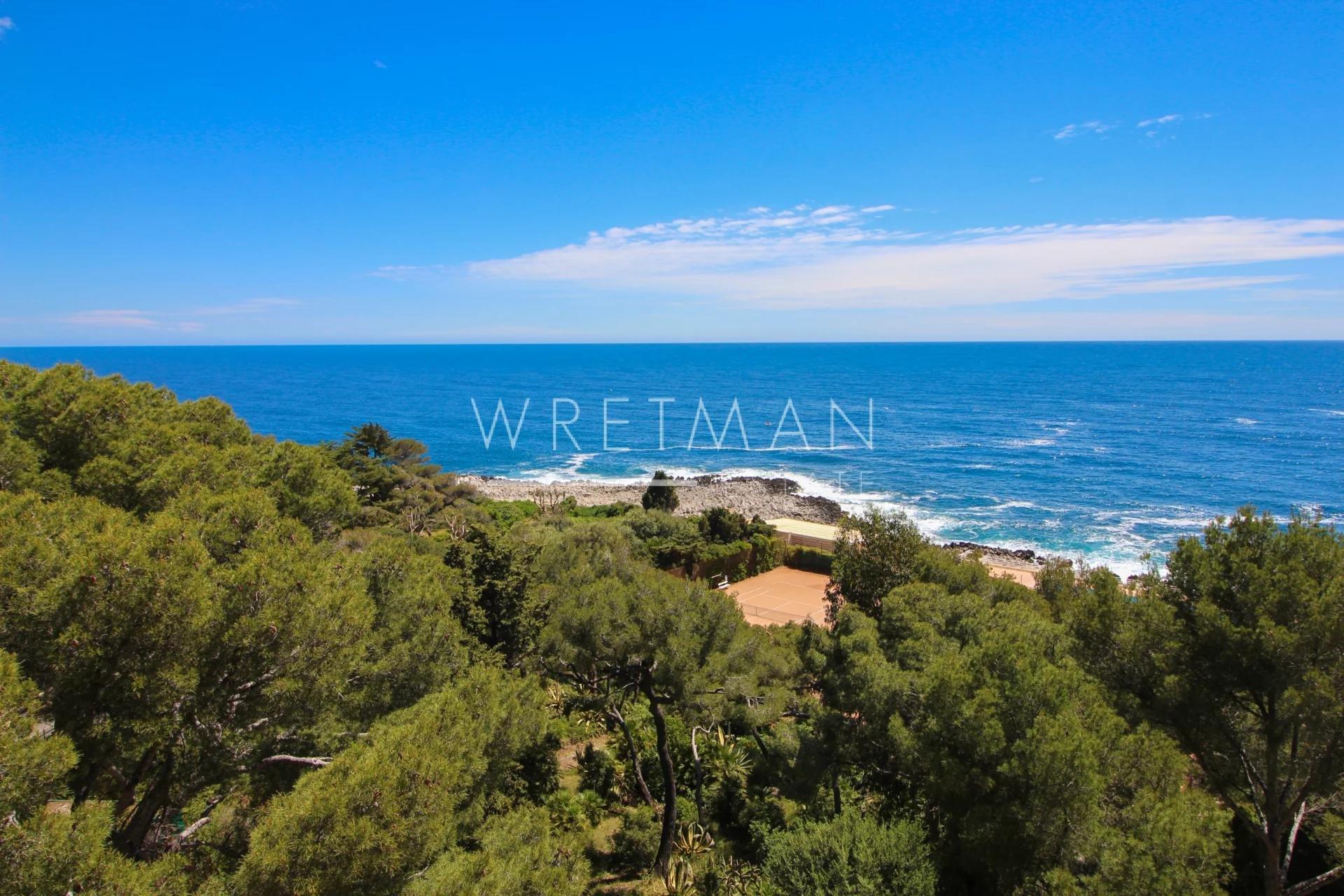Lägenhet med havsutsikt - Grand Hôtel du Cap Martin