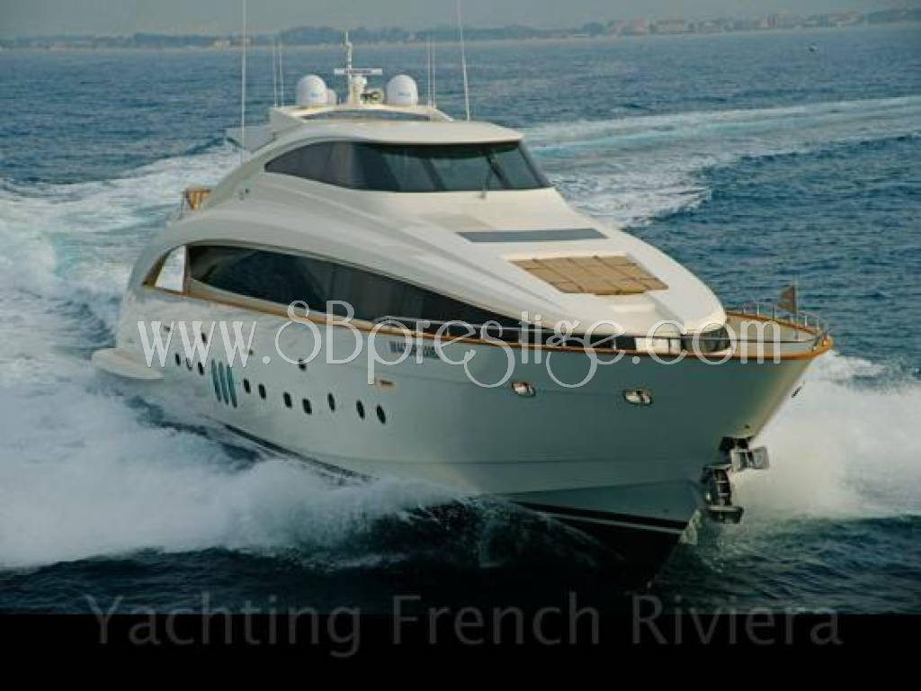 Sale Motor Yacht - Cannes