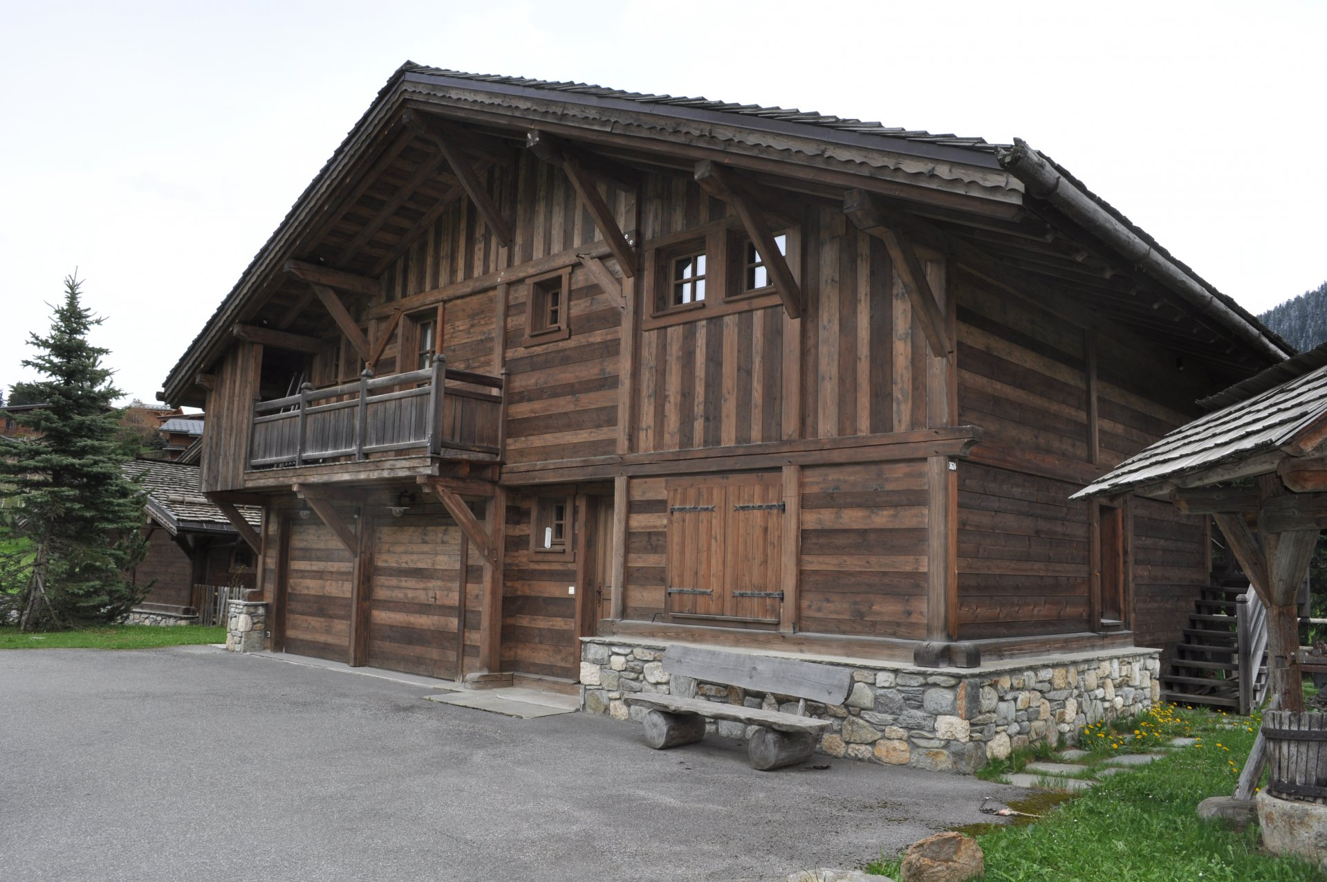 Beautiful chalet of 180m2, Mont-Blanc view