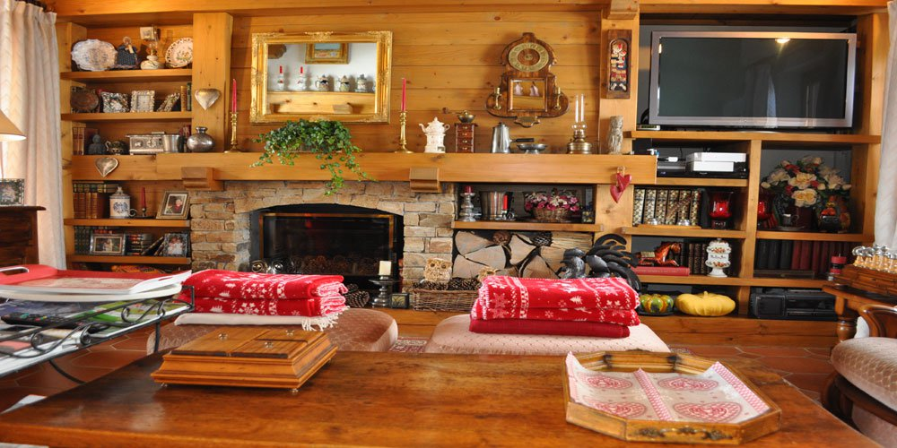 Quiet environment and nature lovers, marvelous chalet 170 m2