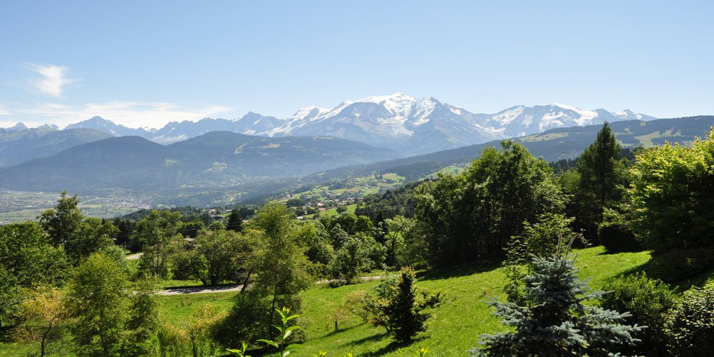 Beautiful chalet of 160m2, splendid Mont-Blanc view