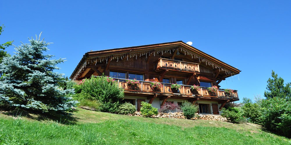 Beautiful chalet of 170m2, splendid Mont-Blanc view