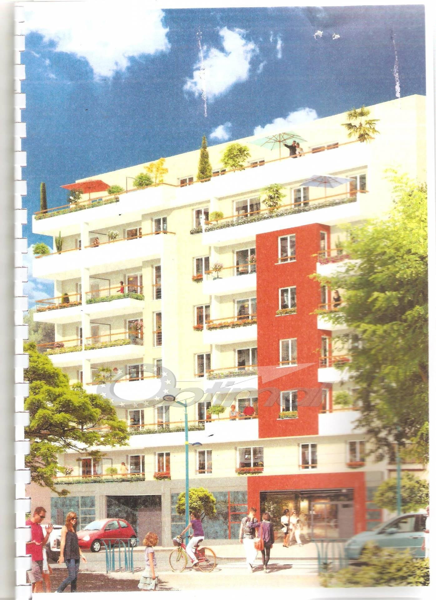 Development Apartment - Menton