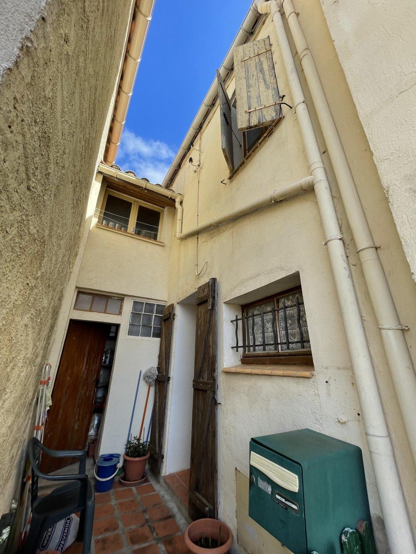 maison de village T4 A RENOVER DE 55M2 PROCHE DE NARBONNE