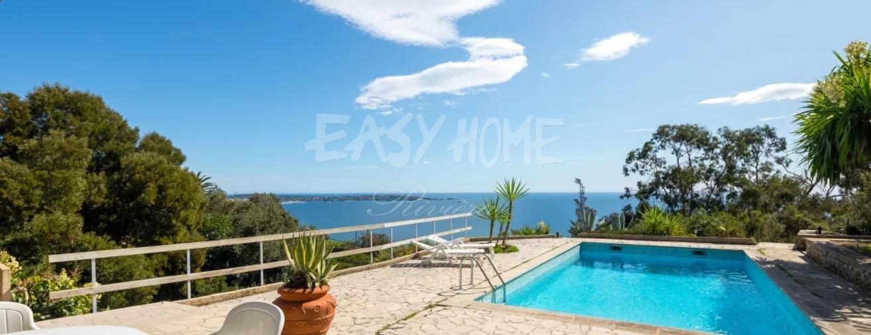 Purchase / Sale Villa Super Cannes Vallauris - Sea view